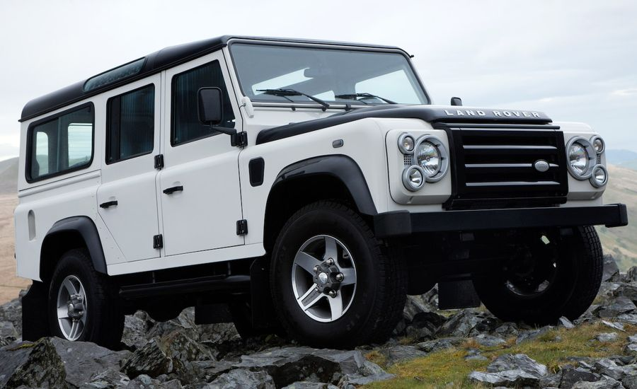 2009 land rover defender 110 xs station wagon. Black Bedroom Furniture Sets. Home Design Ideas