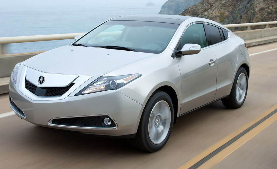 Acura ZDX Review Car And Driver - Used acura zdx
