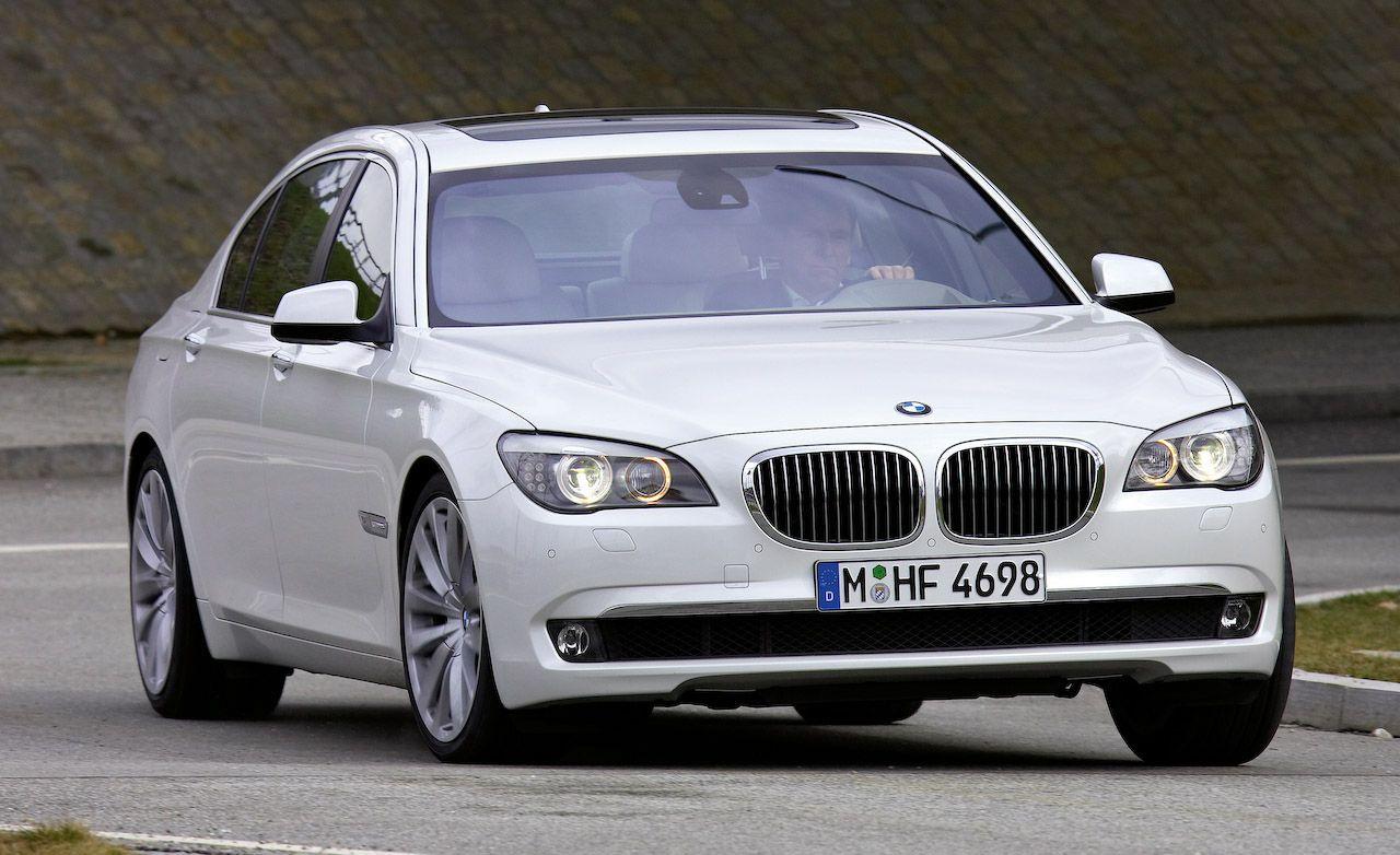2010 BMW 760i / 760Li