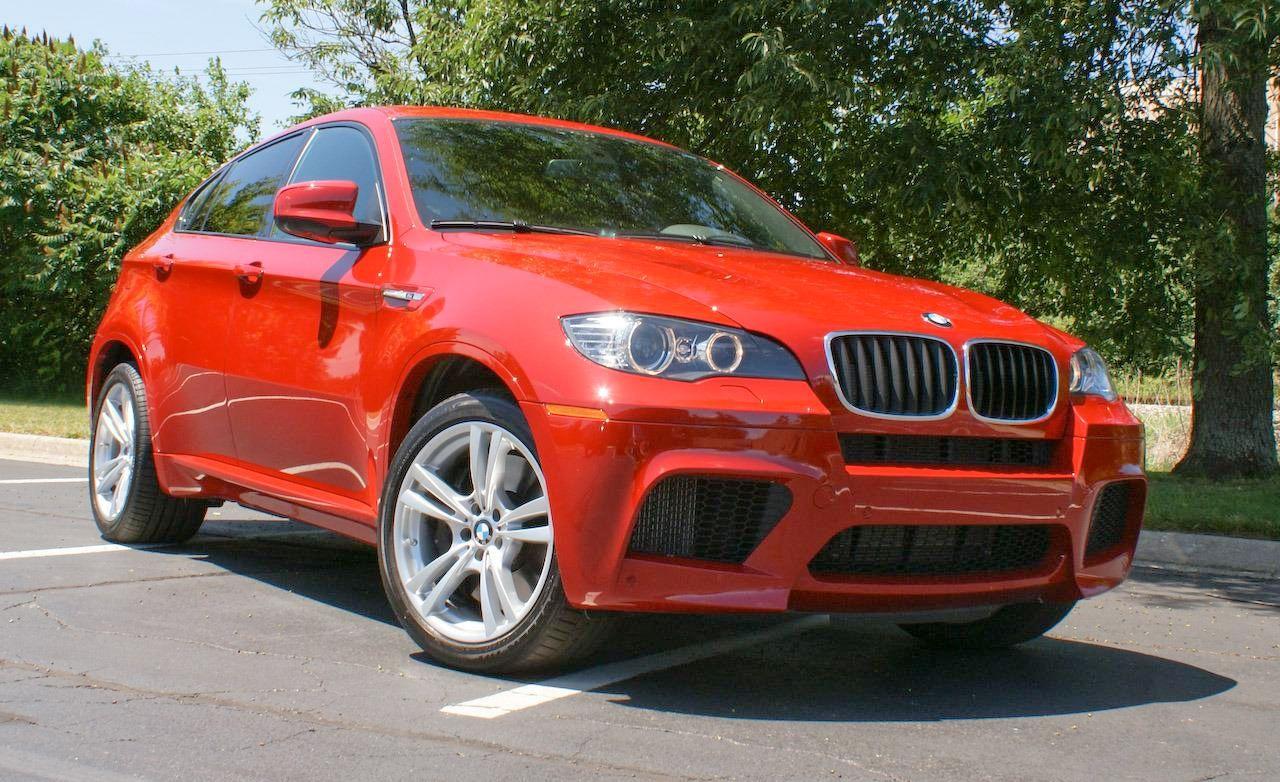 2010 BMW X6 M