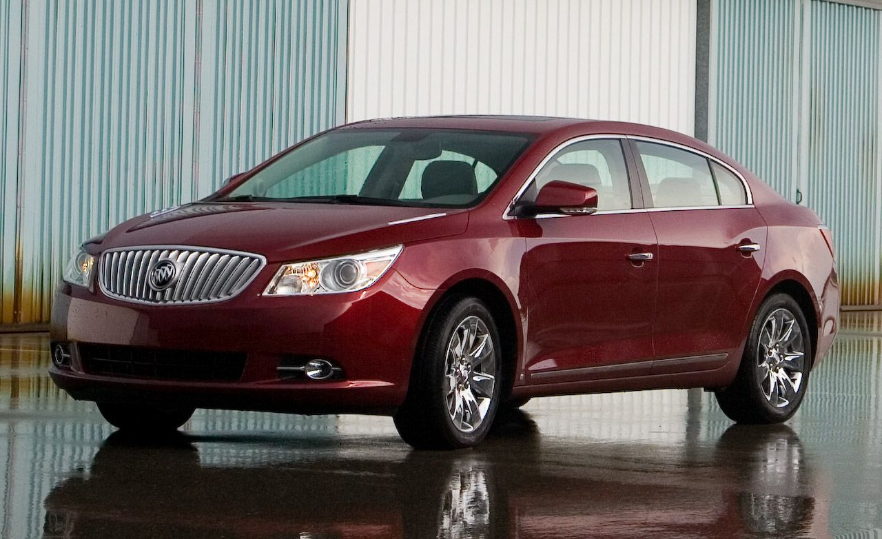 Dodge Ram Build And Price >> 2010 Buick LaCrosse CXS | Instrumented Test | Car and Driver