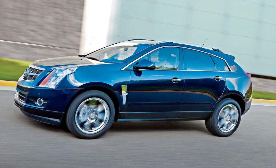2010 Cadillac SRX 3.0 V6 AWD | Road Test | Reviews | Car and Driver