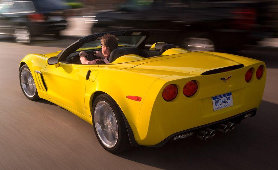 2010 chevrolet corvette grand sport review car and driver. Black Bedroom Furniture Sets. Home Design Ideas