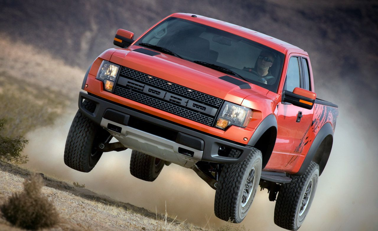 2010 ford f 150 svt raptor review car and driver
