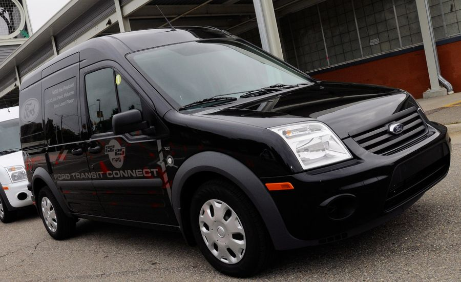 Used Hummers For Sale >> 2010 Ford Transit Connect