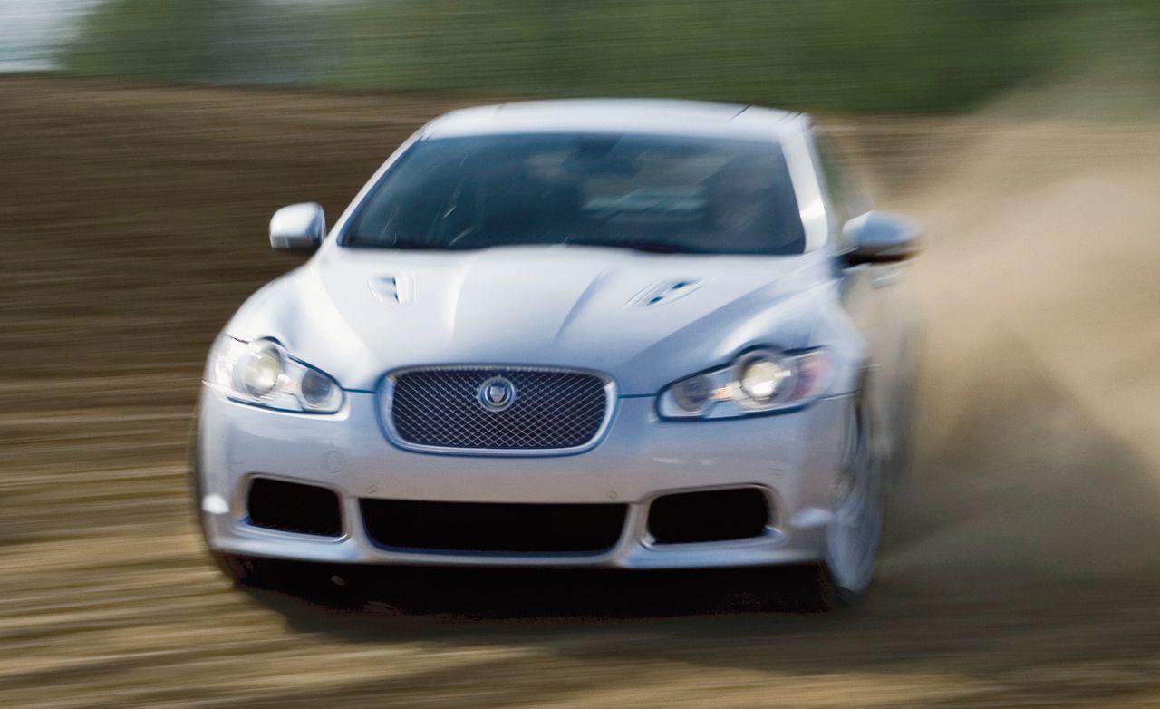 Jaguar XFR  XFRS Reviews  Jaguar XFR  XFRS Price Photos and