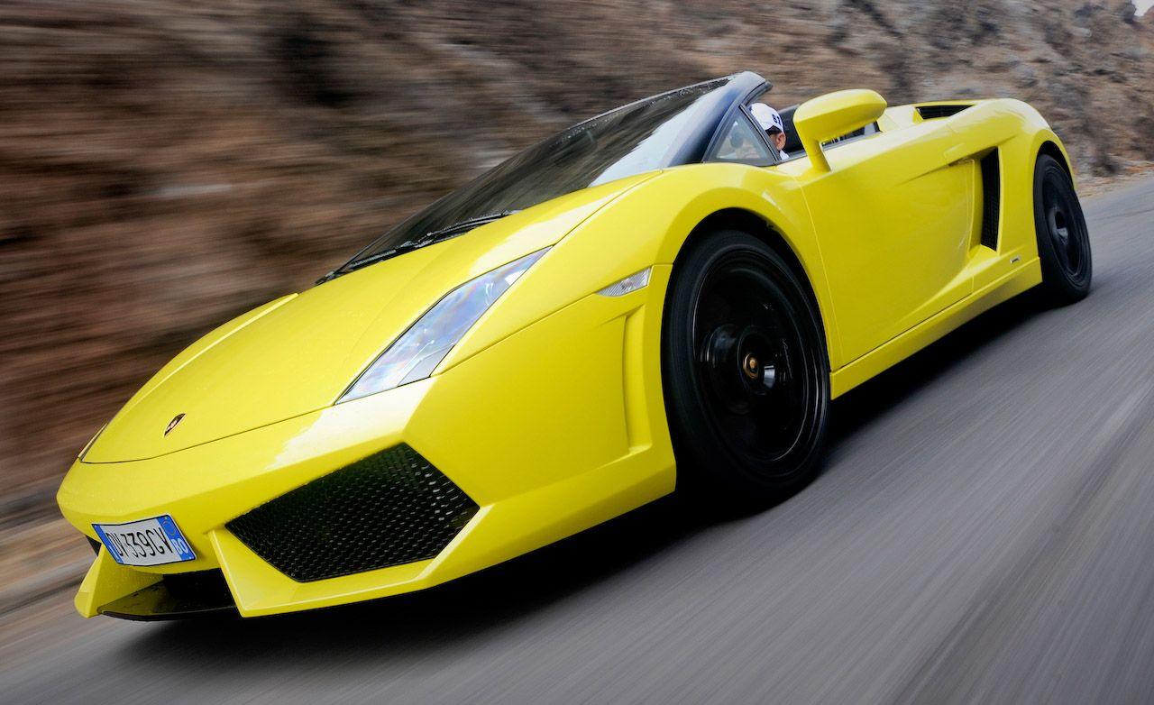 2010 Lamborghini Gallardo LP560 4 Spyder