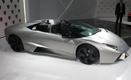 2010 Lamborghini Reventón Roadster