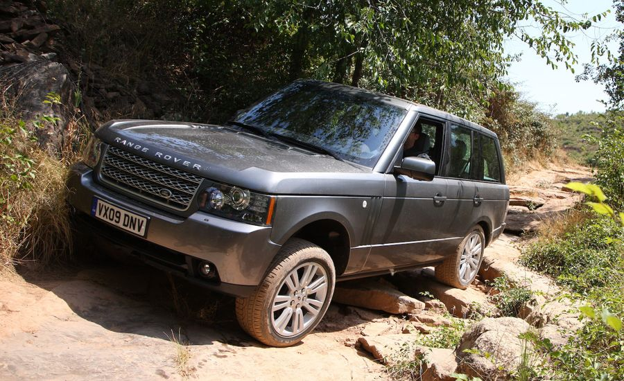 2010 Land Rover Range Rover and Range Rover Supercharged