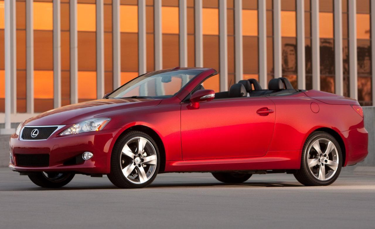 2010 Lexus IS Convertible / IS250C / IS350C