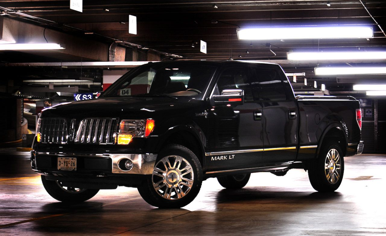 2010 Lincoln Mark LT | Review | Car and Driver