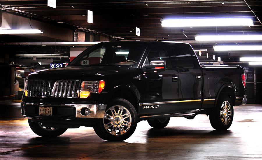 2010 lincoln mark lt review car and driver. Black Bedroom Furniture Sets. Home Design Ideas