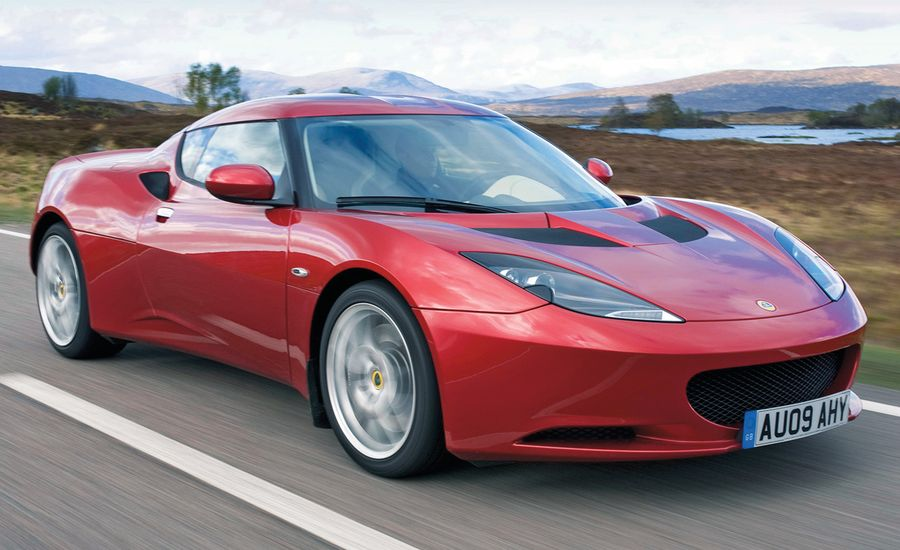 2010 Lotus Evora | Second Drive | Reviews | Car and Driver