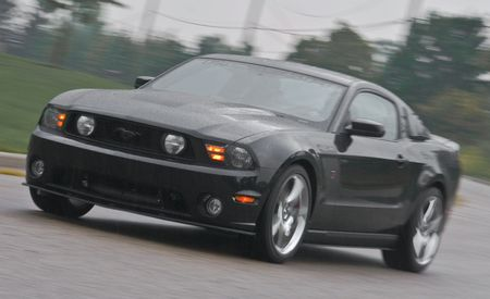 2010 Roush Ford Mustang 427R