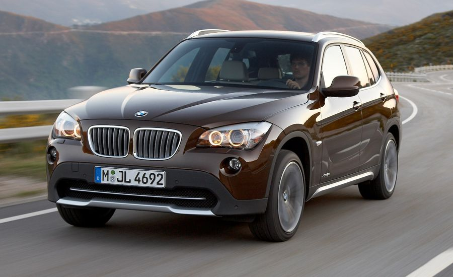 2011 bmw x1 review car and driver. Black Bedroom Furniture Sets. Home Design Ideas