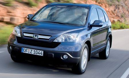 Honda CR-V 2.2 i-CDTi EX