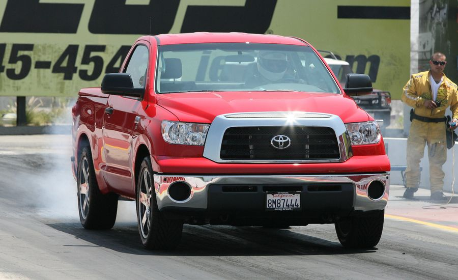 Toyota Tundra TRD Supercharged  First Drive Review  Reviews