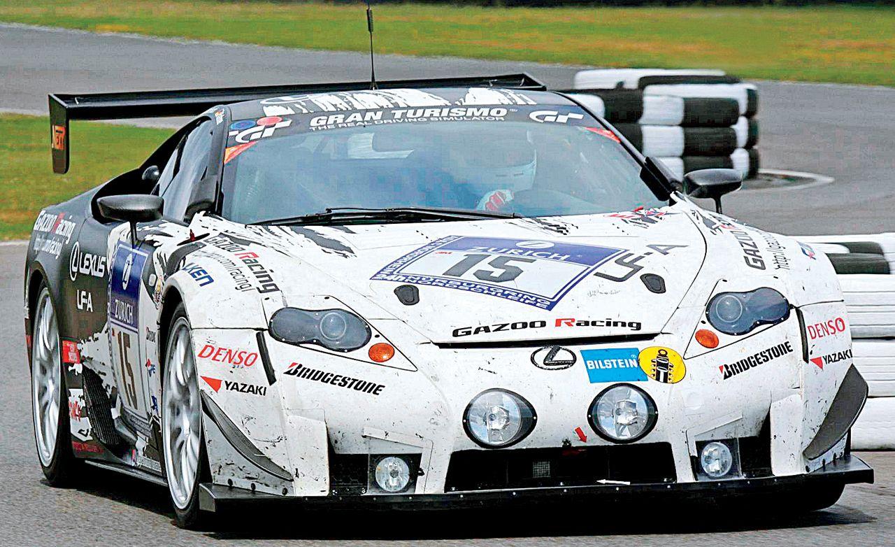 We Drive a Race-Prepped 2011 Lexus LF-A