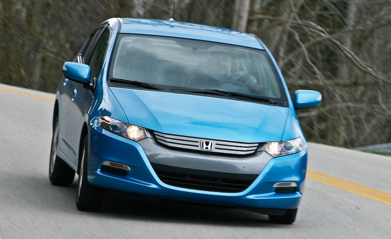2010 Honda Insight Front Suspension Diagram Schematic Diagrams Wiring 2019 Photos And Info News Car Driver 97 Accord