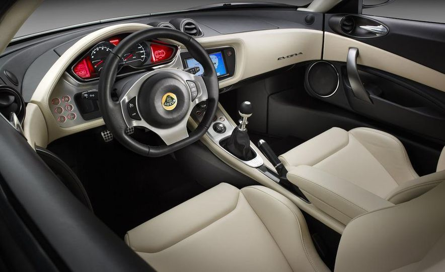 2010 Lotus Evora - Slide 41