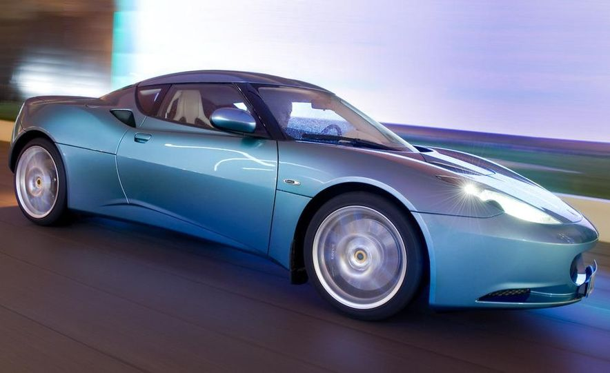 2010 Lotus Evora - Slide 49