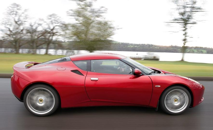 2010 Lotus Evora - Slide 16