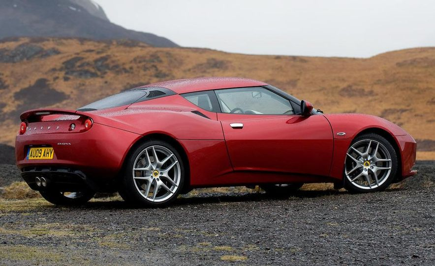 2010 Lotus Evora - Slide 19