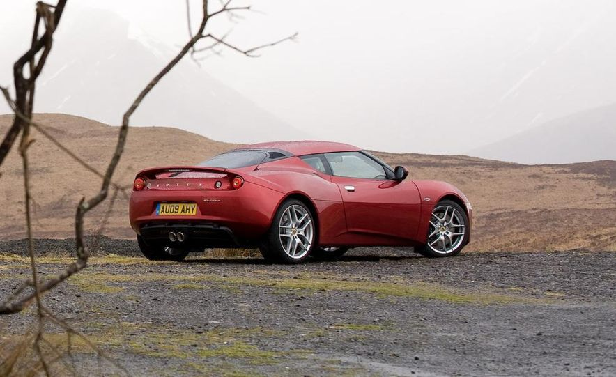 2010 Lotus Evora - Slide 20