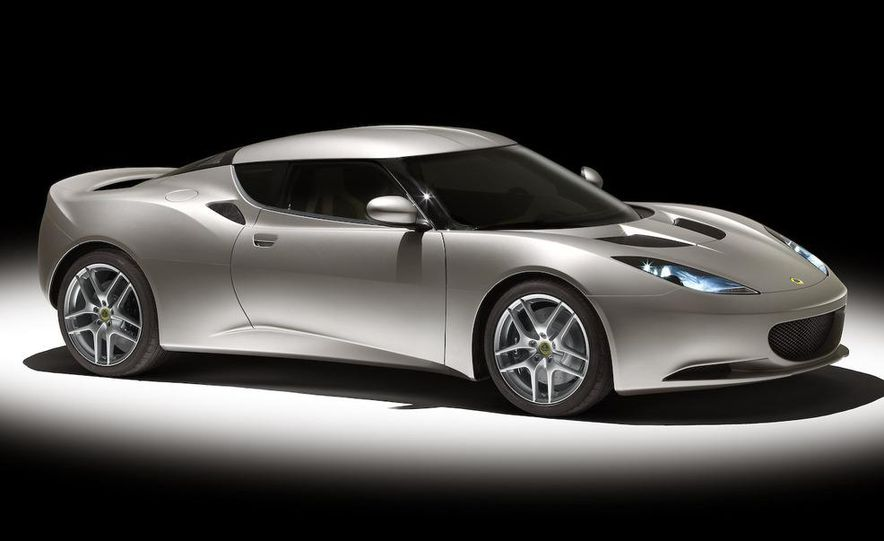 2010 Lotus Evora - Slide 42
