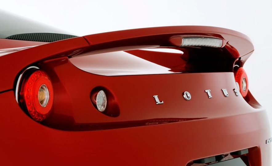 2010 Lotus Evora - Slide 31
