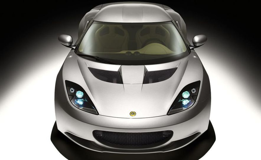 2010 Lotus Evora - Slide 33