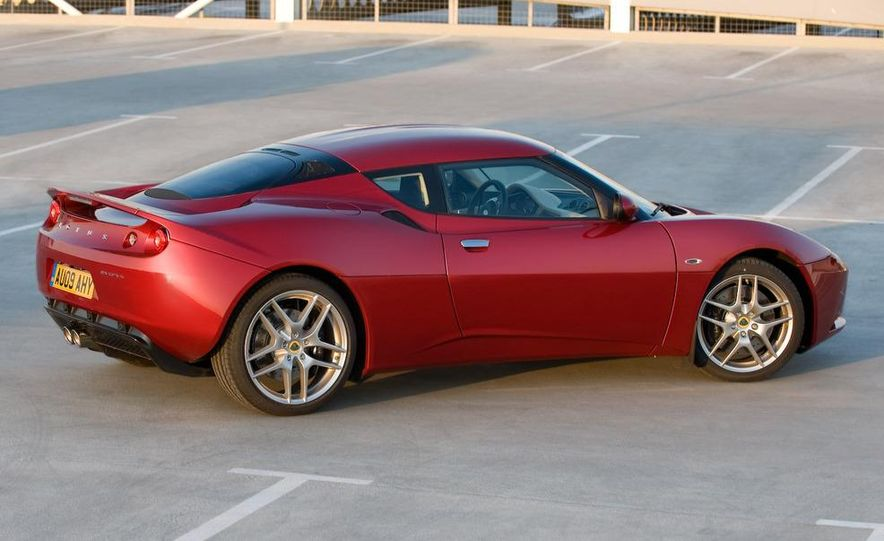 2010 Lotus Evora - Slide 2