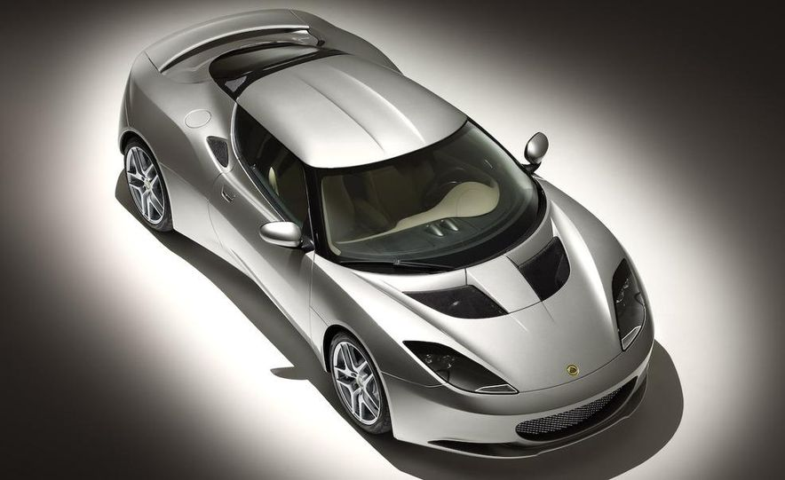 2010 Lotus Evora - Slide 43