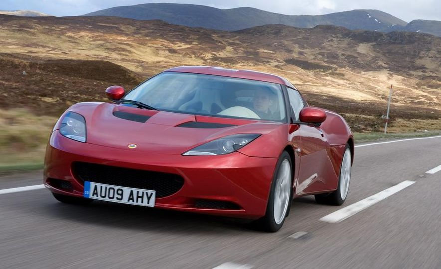 2010 Lotus Evora - Slide 6