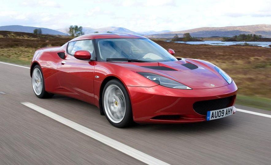 2010 Lotus Evora - Slide 8