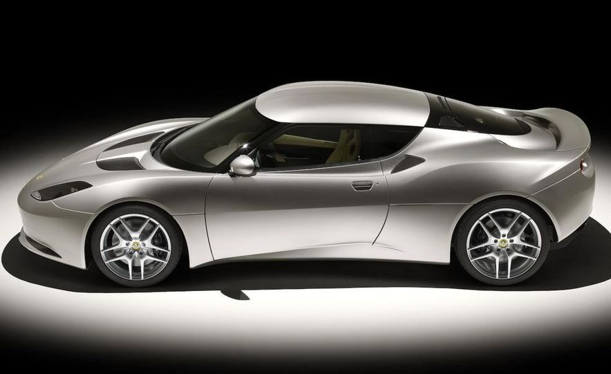 2010 Lotus Evora - Slide 45