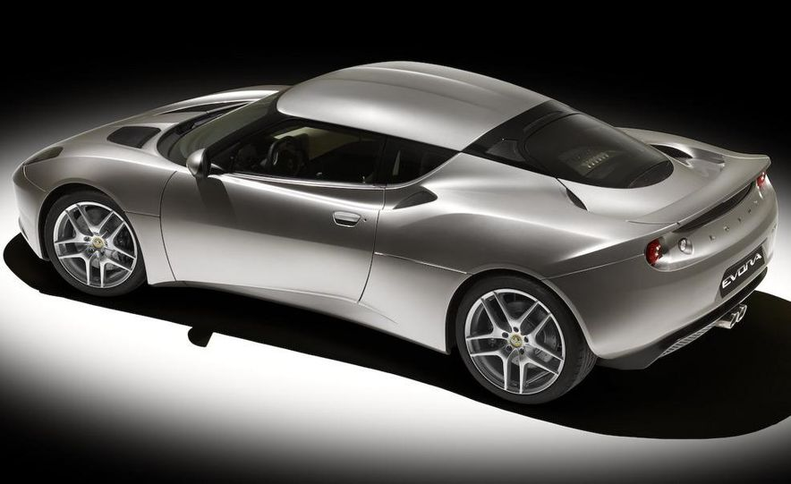 2010 Lotus Evora - Slide 47