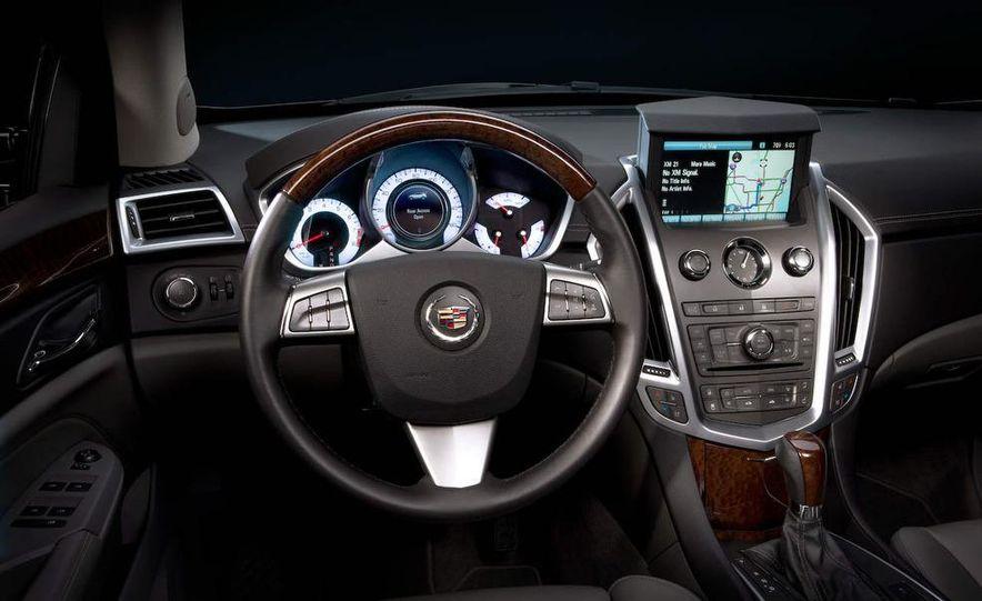 2010 Cadillac SRX4 - Slide 11
