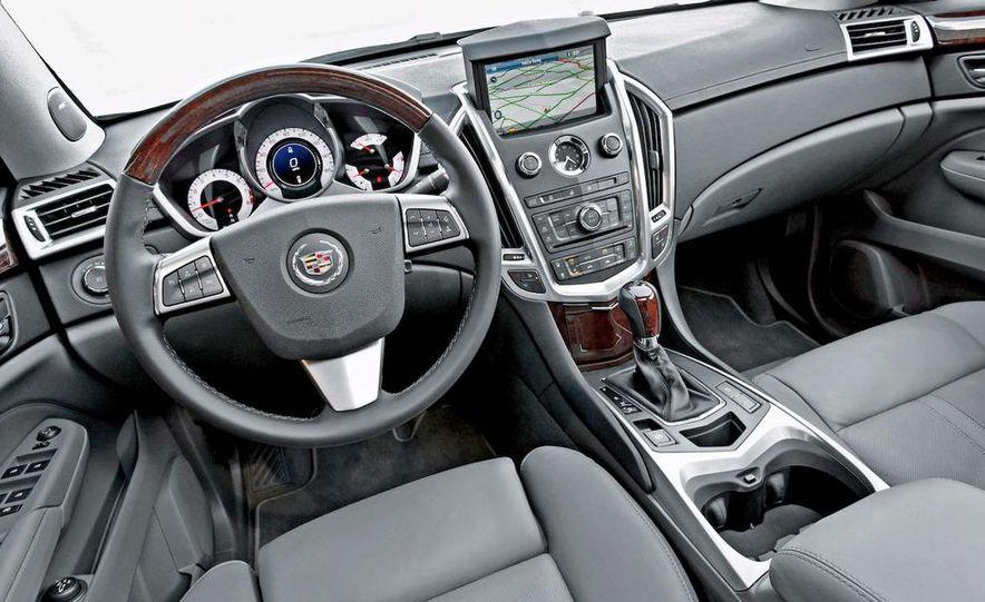 2010 Cadillac SRX4 - Slide 12