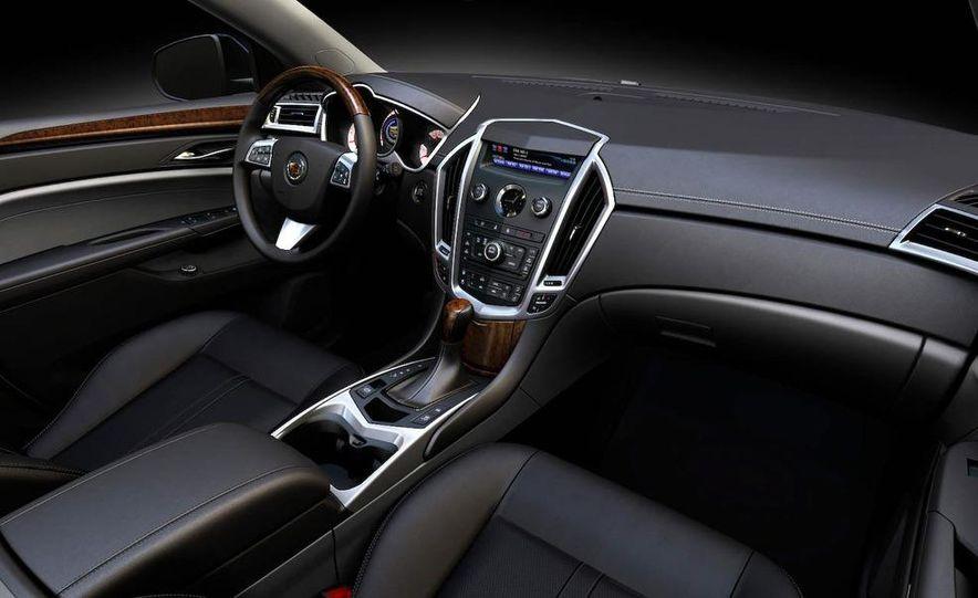 2010 Cadillac SRX4 - Slide 13