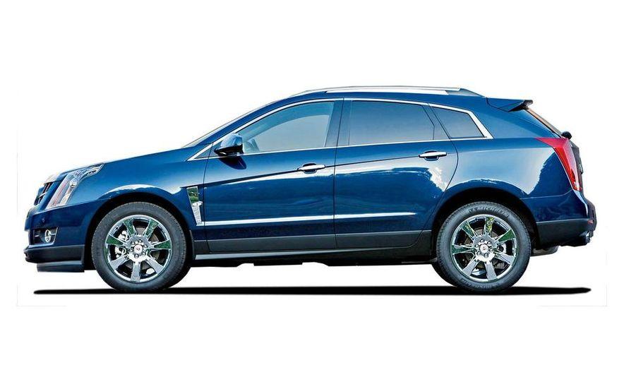 2010 Cadillac SRX4 - Slide 4