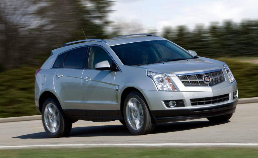 2010 Cadillac SRX4 - Slide 8
