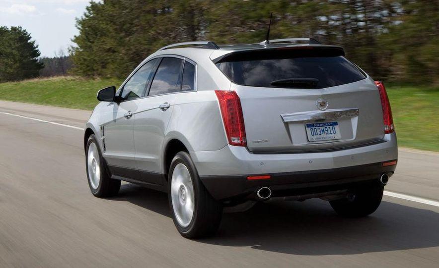 2010 Cadillac SRX4 - Slide 9