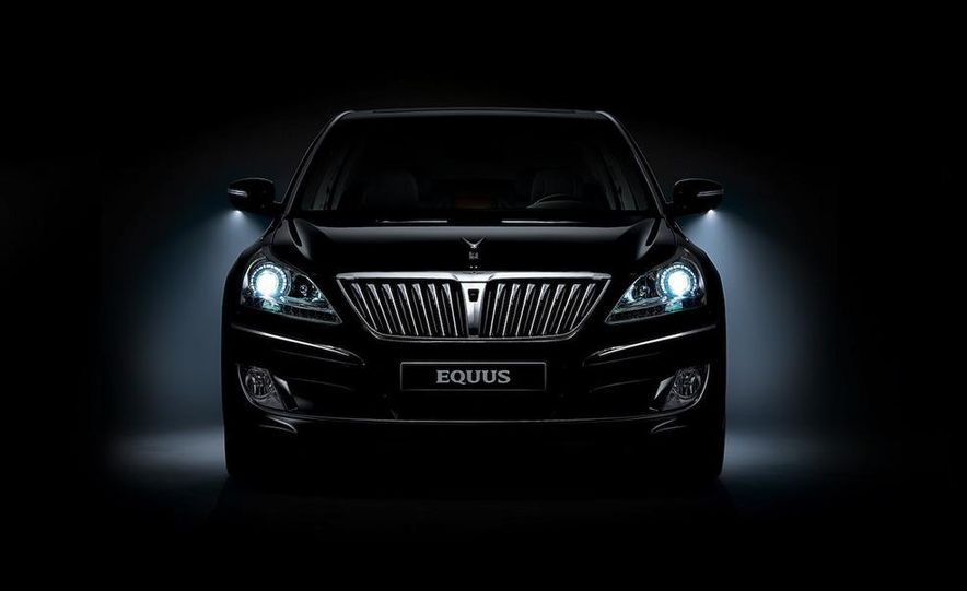 2009 Hyundai Equus (Korean-spec) - Slide 2