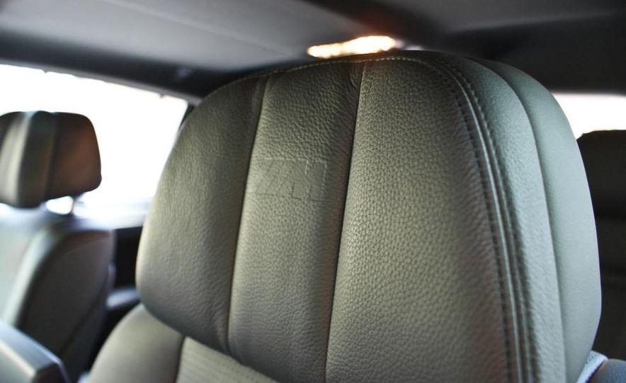 2010 BMW X6 M - Slide 18