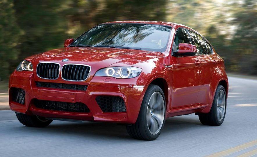 2010 BMW X6 M - Slide 27