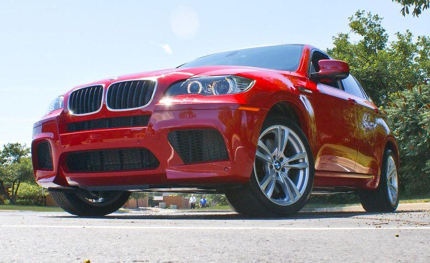 2010 BMW X6 M - Slide 50