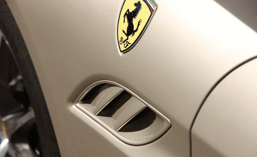 2009 Mercedes-Benz SL63 AMG and 2009 Ferrari California - Slide 32