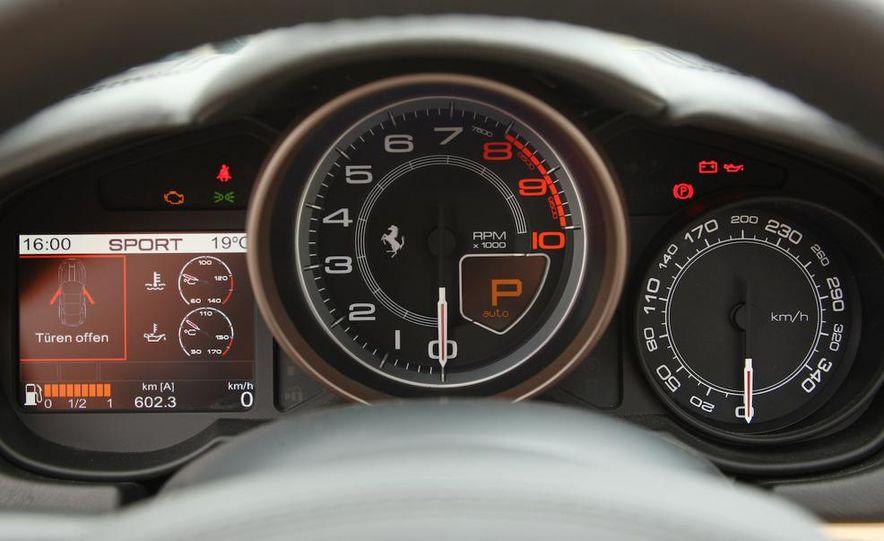 2009 Mercedes-Benz SL63 AMG and 2009 Ferrari California - Slide 26