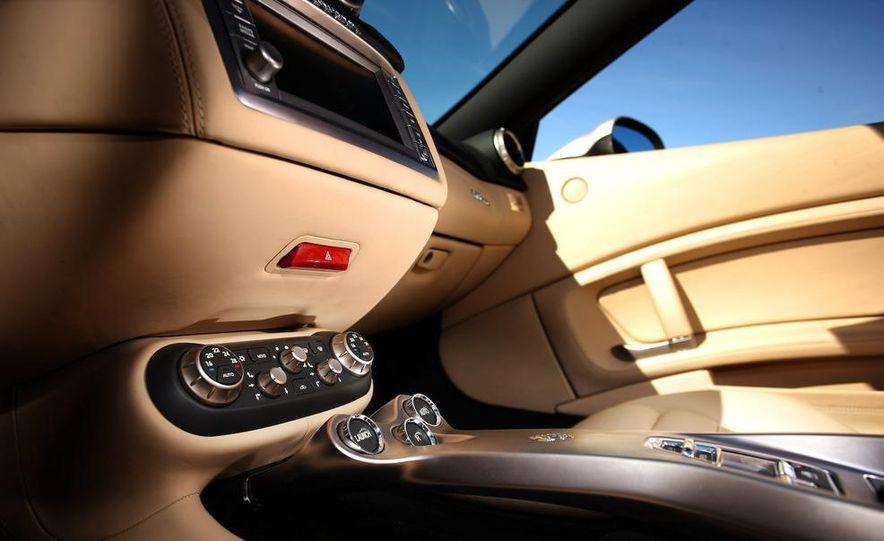 2009 Mercedes-Benz SL63 AMG and 2009 Ferrari California - Slide 29